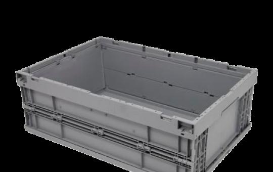 Cajas de pl stico osona industrial plastic for Cajas de plastico plegables
